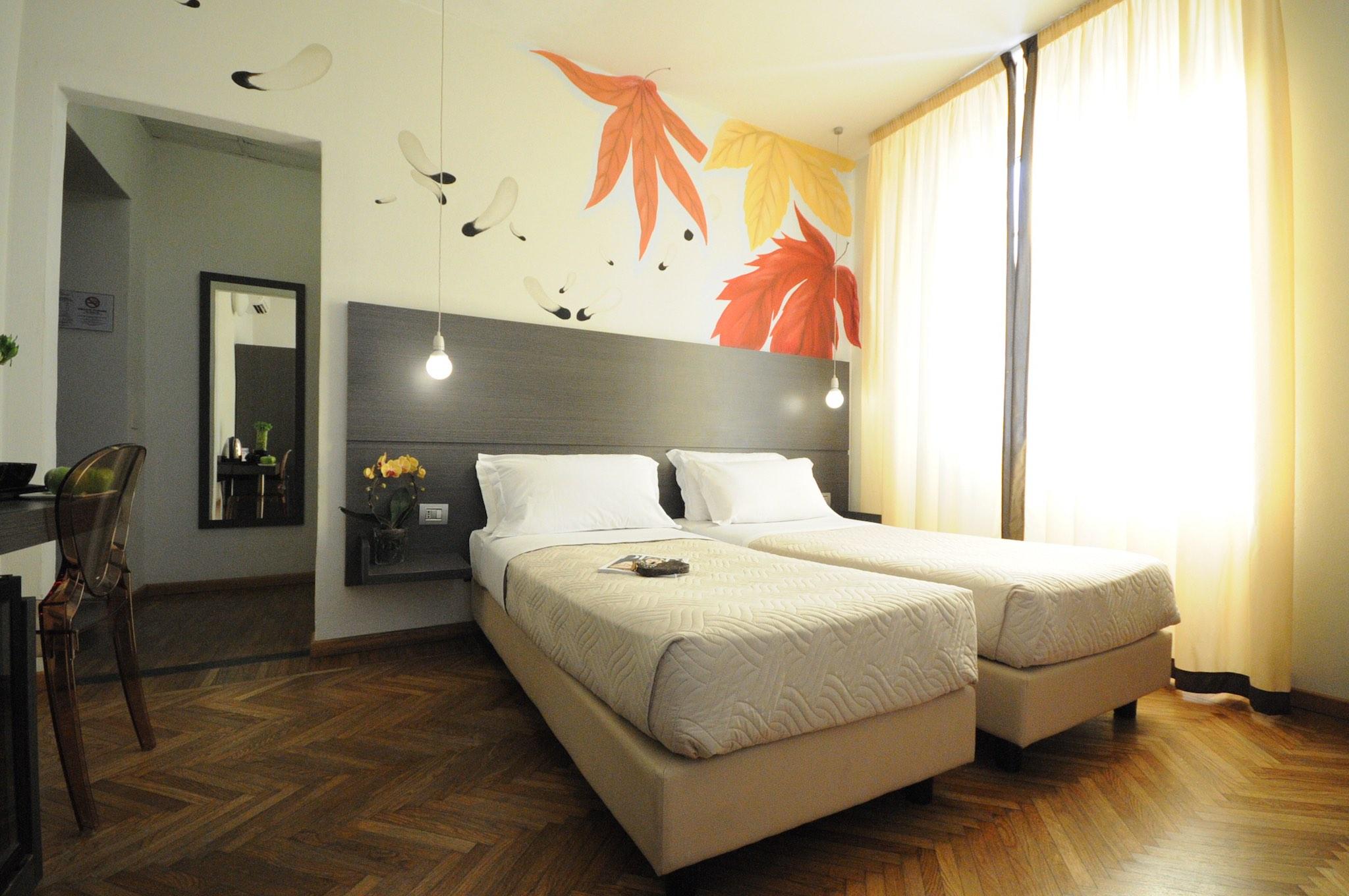 CAMERE HOTEL MARINA DI MASSA